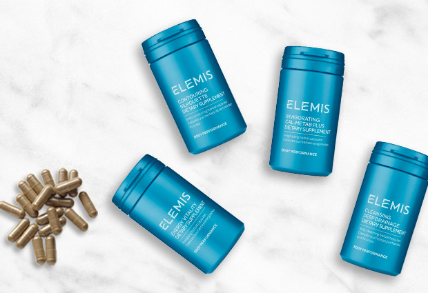 Save 50% on ELEMIS Body Enhancement Capsules - No code needed