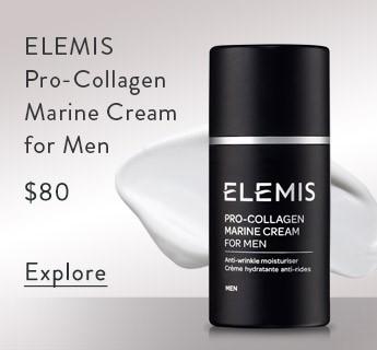 Shop ELEMIS Pro-Collagen Marine Cream for Men at timetospa